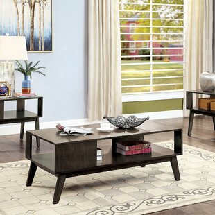 Corbridge 3 Piece Coffee Table Set by Brayden Studio