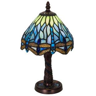 Meyda tiffany table lamps youll love wayfair 12 table lamp by meyda tiffany aloadofball Choice Image