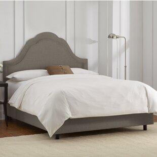 Skyline Furniture Chaumont Upholstered Platform Bed