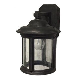 Perales Outdoor Wall Lantern by Alcott Hill