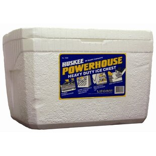 28 Qt. Powerhouse Foam Ice Chest Cooler by Lifoam