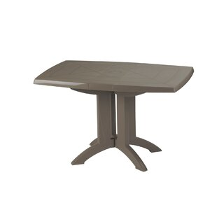 Folding Plastic Dining Table By Sol 72 Outdoor