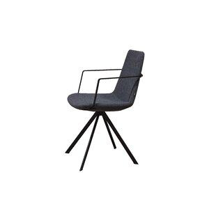 Ivy Bronx Fechteler Wool Guest Chair