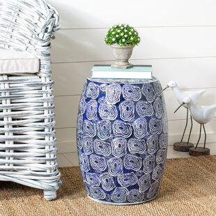 Chattanooga Garden Stool by Rosecliff Heights