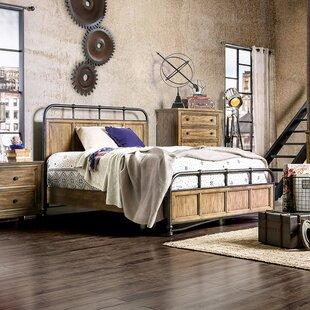 A&J Homes Studio Mcville Panel Bed