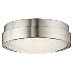 Wade Logan Dale 1-Light Flush Mount