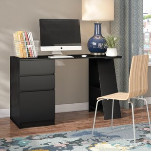Fearn 3 Drawer Writing Desk