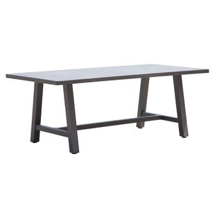 Stone/Concrete Dining Table by Harmonia L..