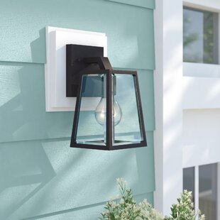 Clarence Outdoor Wall Lantern by Sol 72 Outdoor