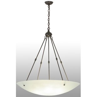 Meyda Tiffany Dia 6-Light Bowl Pendant