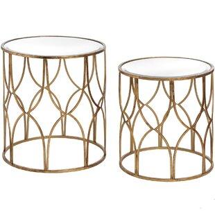 Ellison 2 Piece Nest Of Tables By Rosdorf Park