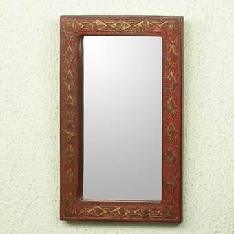 Latitude Run Alkea Modern Mirror Set Wayfair