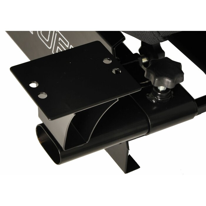 Racing Simulator Cockpit Driving Gaming Reclinable Seat with Gear Shifter  Mount