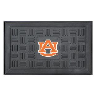 NCAA Auburn University Medallion Door Mat ByFANMATS