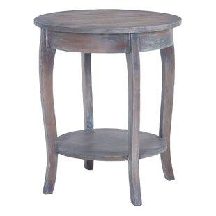 Ebenier End Table by One Allium Way