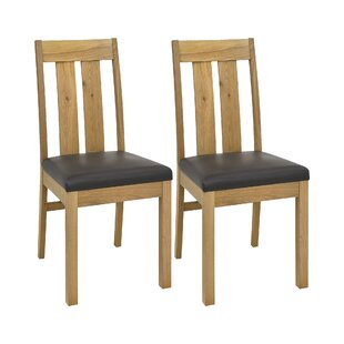 Caserta Upholstered Dining Chair (Set Of 2) By Ebern Designs