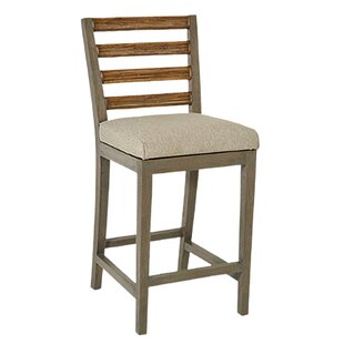 Cashion 24 Bar Stool Gracie Oaks