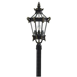 Inexpensive Jelinek 4 Light 28 Outdoor Post Lantern By Latitude Run