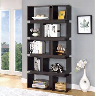 Order Wirriana Geometrically Wooden Cube Unit Bookcase ByBrayden Studio