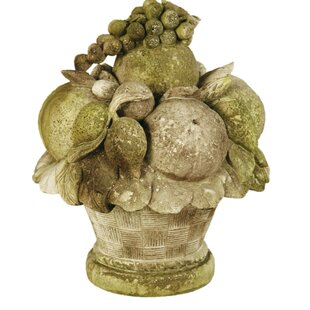 OrlandiStatuary Carved Fruit Statue