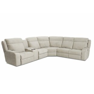 Big Save Nakale  Reclining Sectional by Red Barrel Studio Reviews (2019) & Buyer's Guide