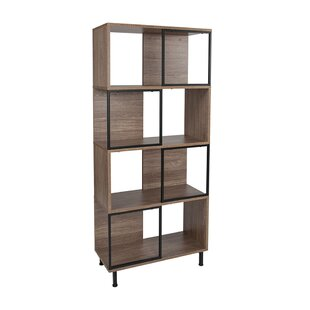 Elivra Cube Bookcase by Union Rustic Reviews