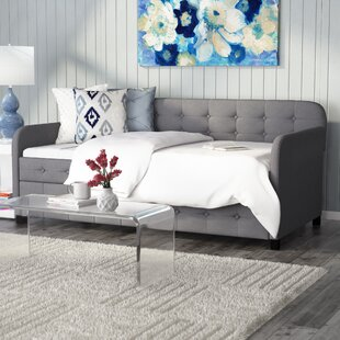 Seraphine Twin Daybed With Trundle By Andover Mills