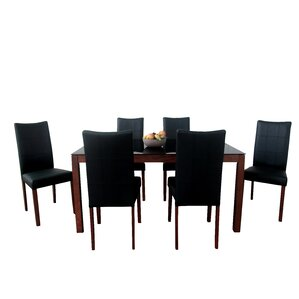 Sagittarius 7 Piece Dining Set by Brayden..