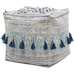 Ruiz Ottoman by Bungalow Rose