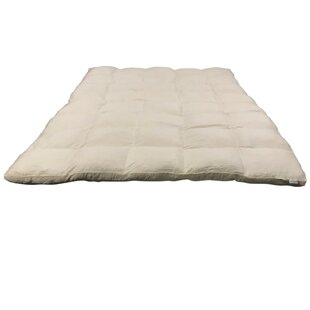 Emmanuelle Dunlop Latex Mattress Topper