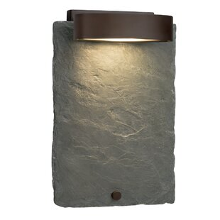Westampton 1_Light Outdoor Sconce by Loon Peak