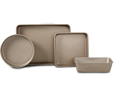 Oster 4-Piece Bakeware Set