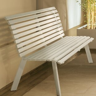 Gianni Aluminium Bench By Ebern Designs