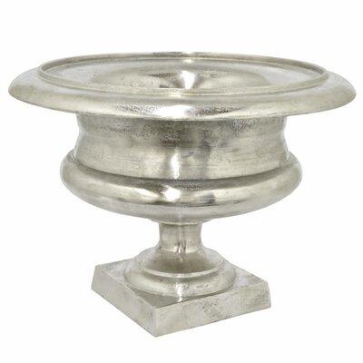 Leilla Urn Bloomsbury Market Color: Silver