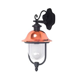 Brianne Outdoor Wall Lantern By Marlow Home Co.