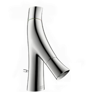 Axor Axor Starck Organic Single Hole Bathroom Faucet with Pop-Up Drain