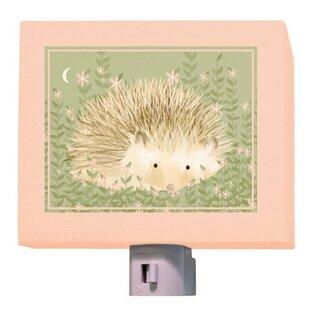 Savings Holly the Hedgehog Night Light By Oopsy Daisy
