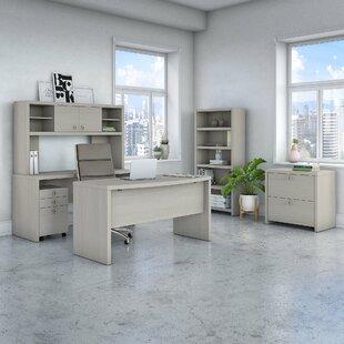 Echo 6 Piece Desk Set by Kathy Ireland Office by Bush