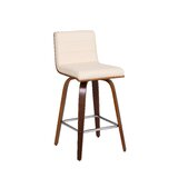 Awe Inspiring Modern Mid Century Bar Stools Allmodern Ncnpc Chair Design For Home Ncnpcorg