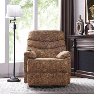 High-End Cerro Power Lift Assist Recliner by Red Barrel Studio Reviews (2019) & Buyer's Guide