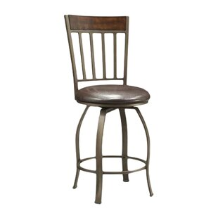 "Tong 24"" Swivel Bar Stool (Set of 2) by"