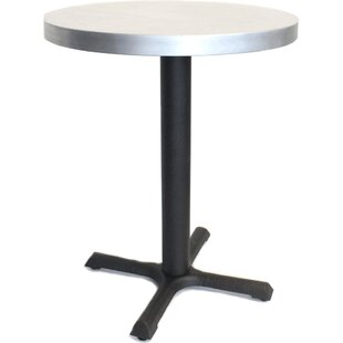 Mio Metals 30 in. Round Dining Table