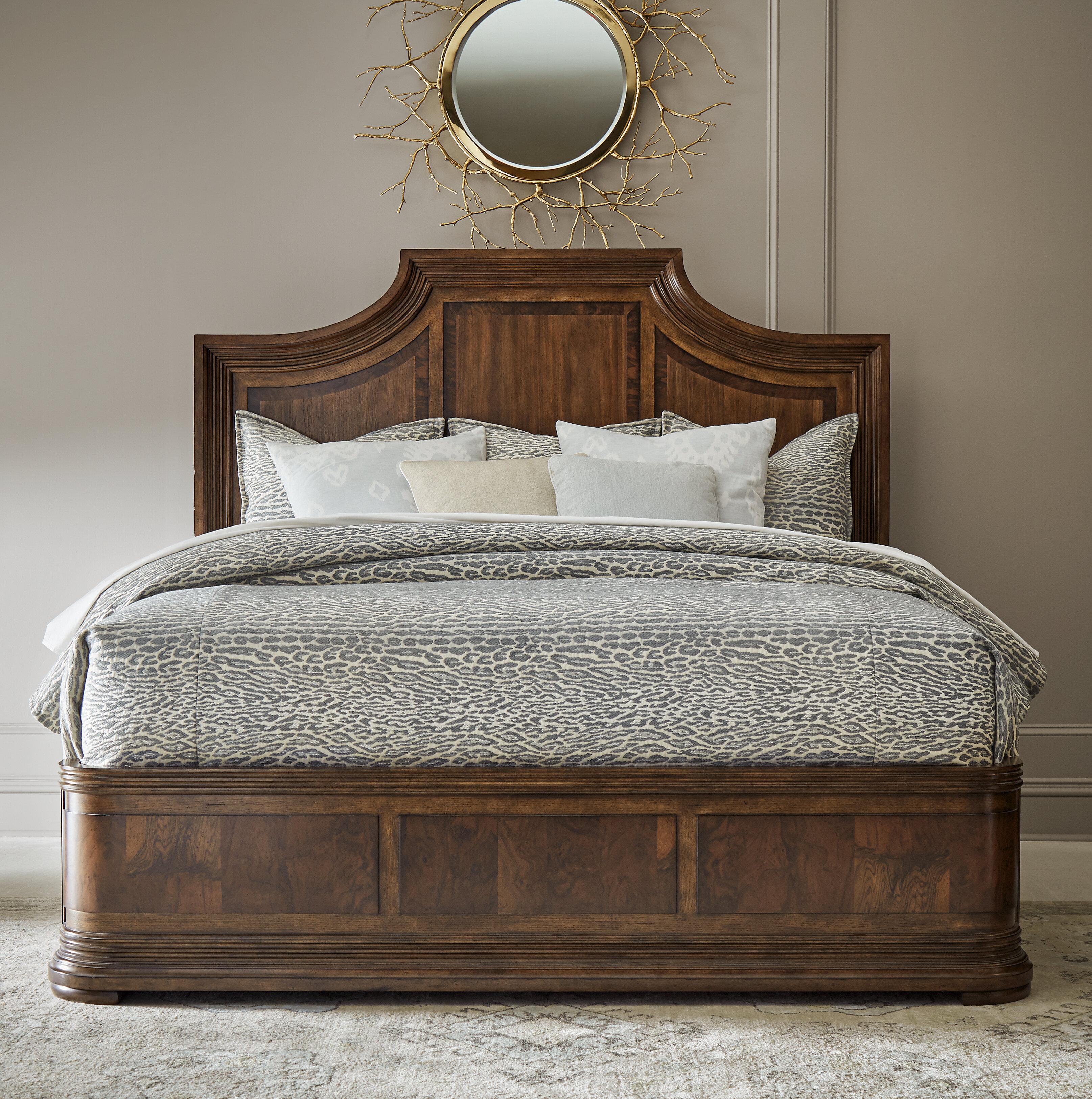 Alcott Hill Salyer Standard Bed Wayfair