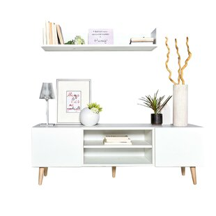 Alma Entertainment Unit For TVs Up To 60