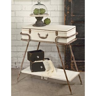 Suitcase Console Table by Tripar