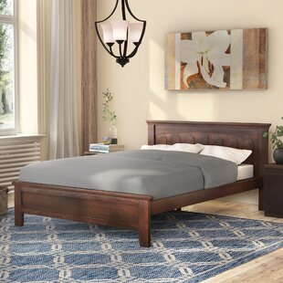 Burgin Platform Bed by Winston Porter Sale