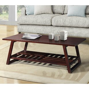 Durso Coffee Table by Charlton Home