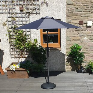 Rebeca 3m Traditional Parasol By Freeport Park