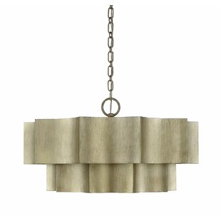 Mercer41 Henault 6-Light Pendant