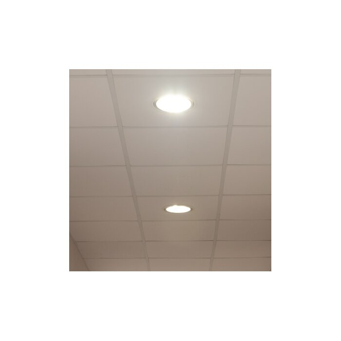 premium selection c43ac 6a1fb Ultra Thin 4.7'' LED Slim Profile Recessed Lighting Kit